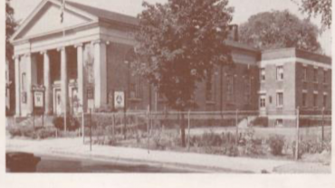 A HIstoruc sepia toned photo of the House