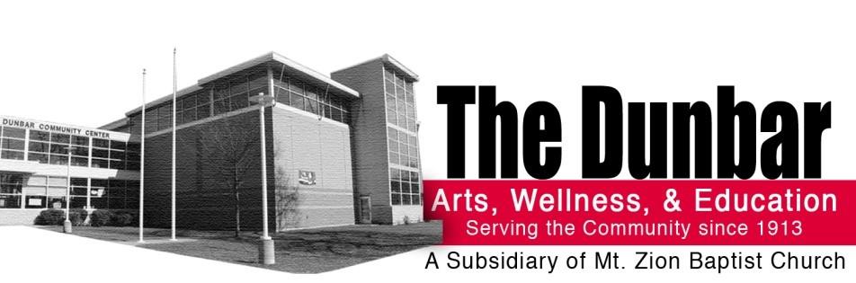 The Dunbar - Arts, Wellness, and Education